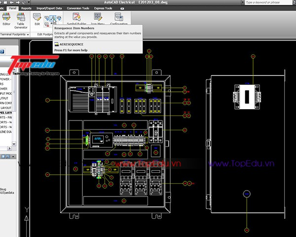 AUTOCAD 2D TRONG THIẾT...