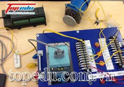 Đào tạo vận hành và bảo dưỡng bộ điều khiển tốc độ biến tần