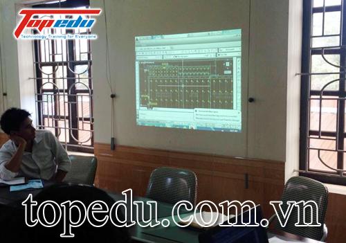 Đào tạo bóc tách, dự toán điện M&E