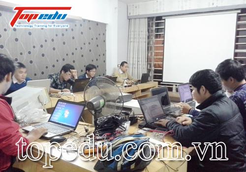 Đào tạo: Phân tích thiết kế mạch điện tử ứng dụng