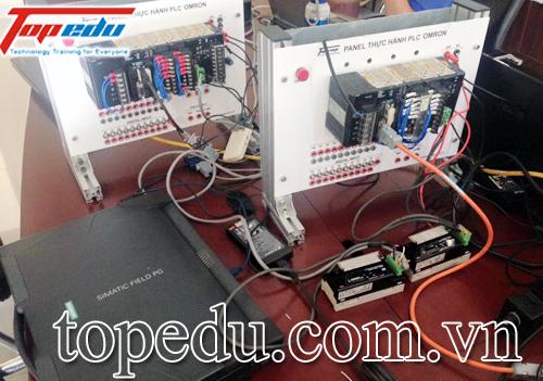 Đào tạo lập trình PLC OMRON