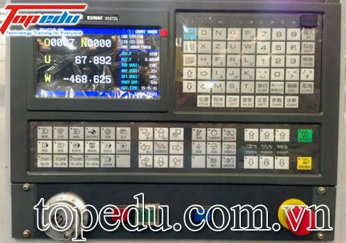 Đào tạo lập trình vận hành máy tiện CNC
