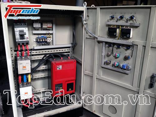 Đào tạo Cài đặt, vận hành biến tần, khởi động mềm và PLC