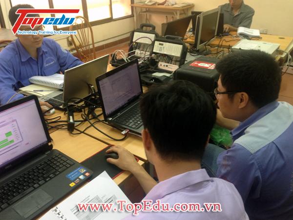 Đào tạo về hệ thống DCS của ABB