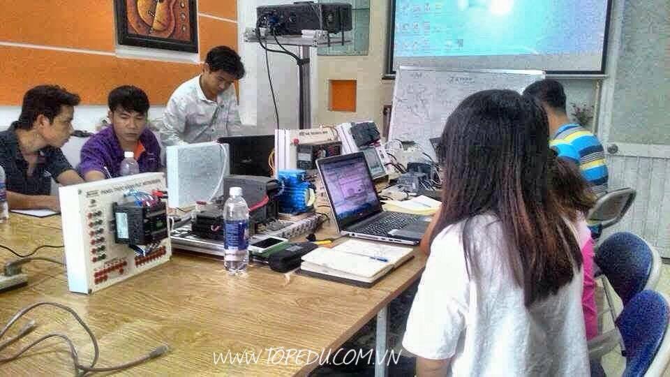 Đào tạo lập trình PLC S7-1200 cơ bản và nâng cao