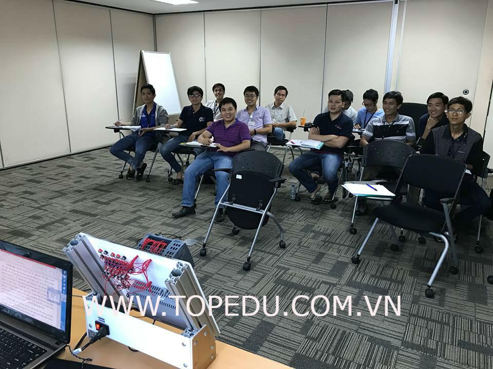Đào tạo lâp trình PLC S7-1200