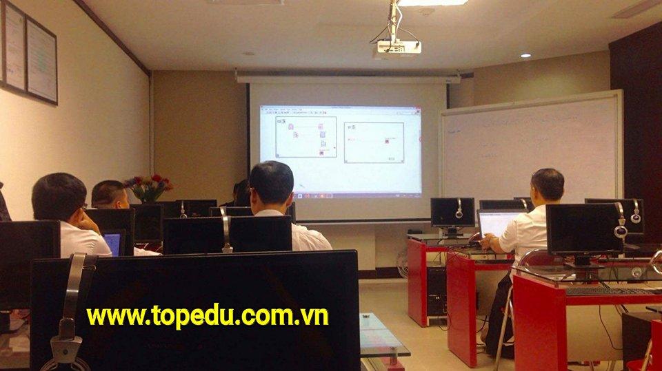 Đào tạo lập trình xử lý ảnh trên Labview