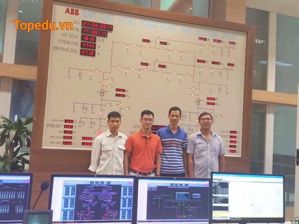 Đào tạo lập trình PLC Siemens S7- 1200